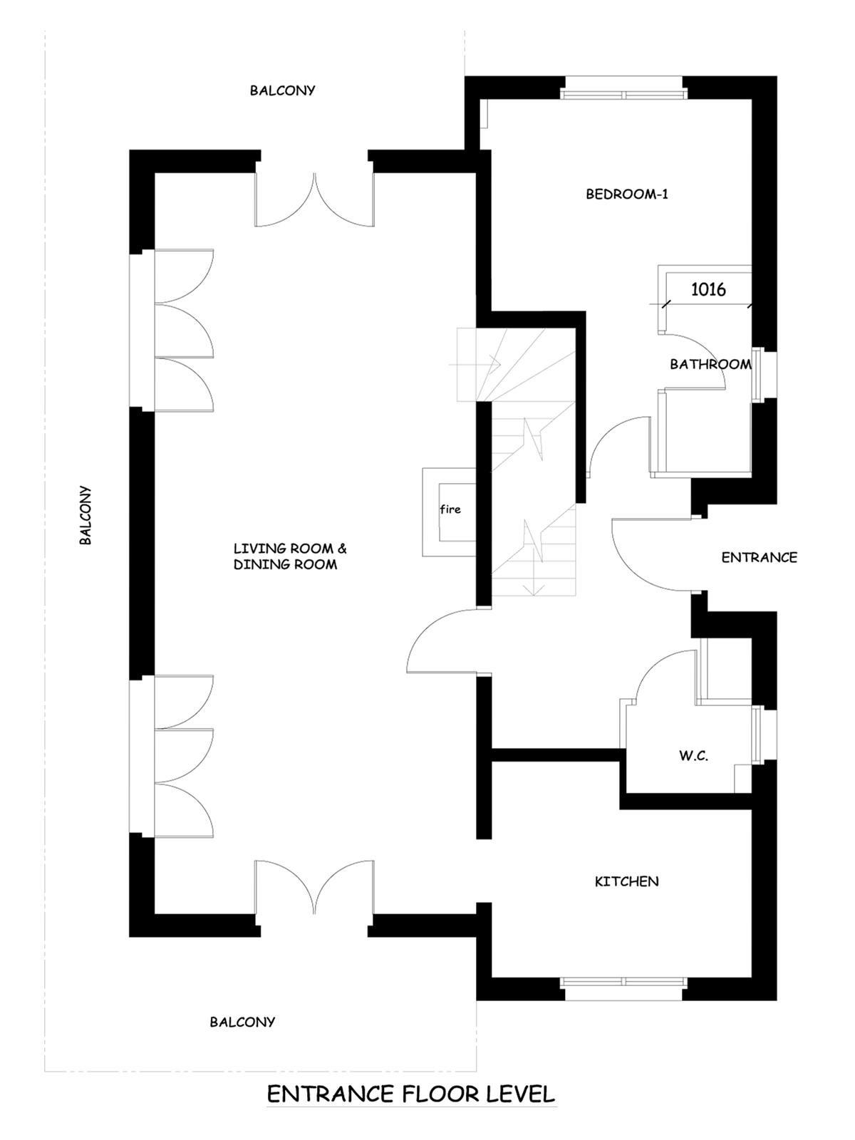 Marvelous Ski Chalet Floor Plans Part - 8: Basement Plan Lower Floor Plan Entrance Floor Plan ...